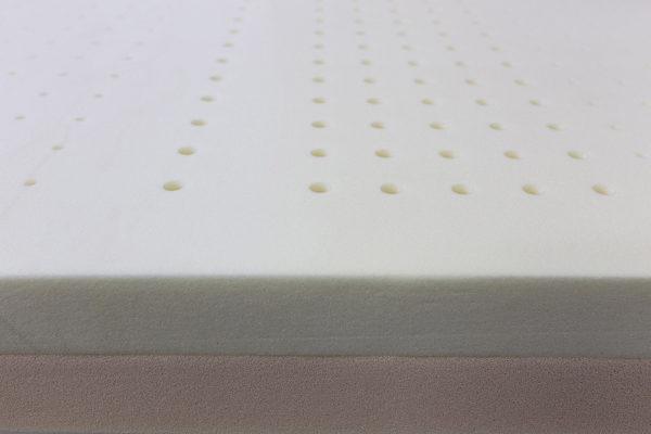 Gaetano Di Napoli - Matratzen | Schaumstoffe | Akustik - Ansicht vom Kern einer Schaumstoffmatratze
